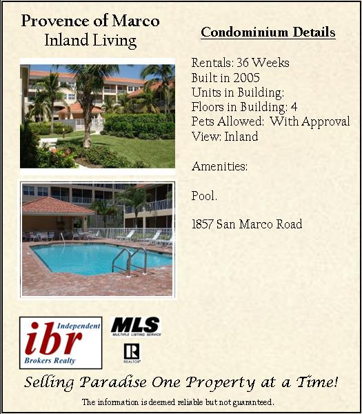 Marco Island Real Estate For Sale Foreclosures