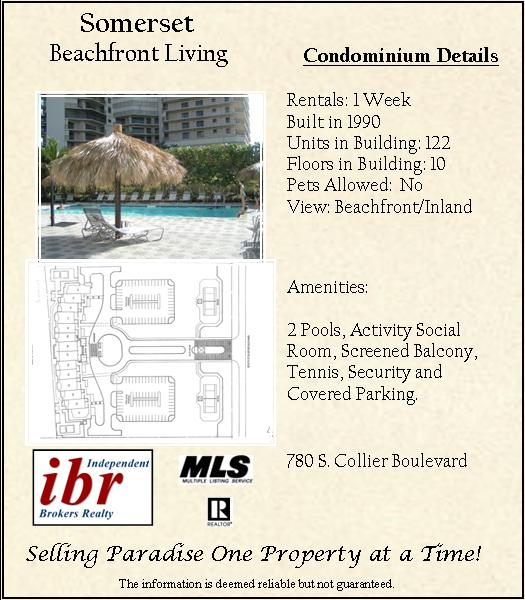 Condos For Sale Marco Island Somerset